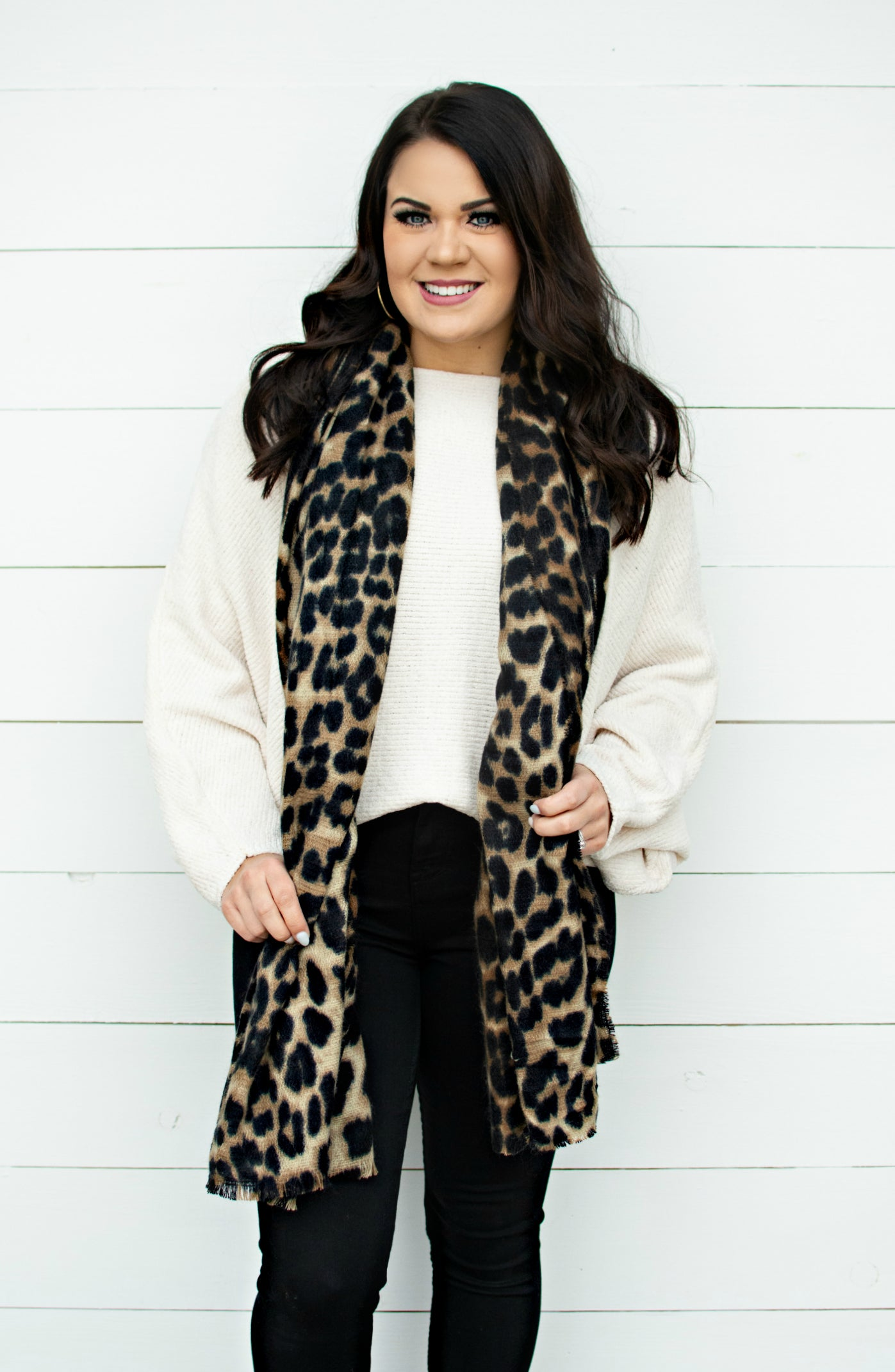 62c84b7ae205 So Classy So Chic Leopard Scarf – Apricot Lane Boutique - Peoria