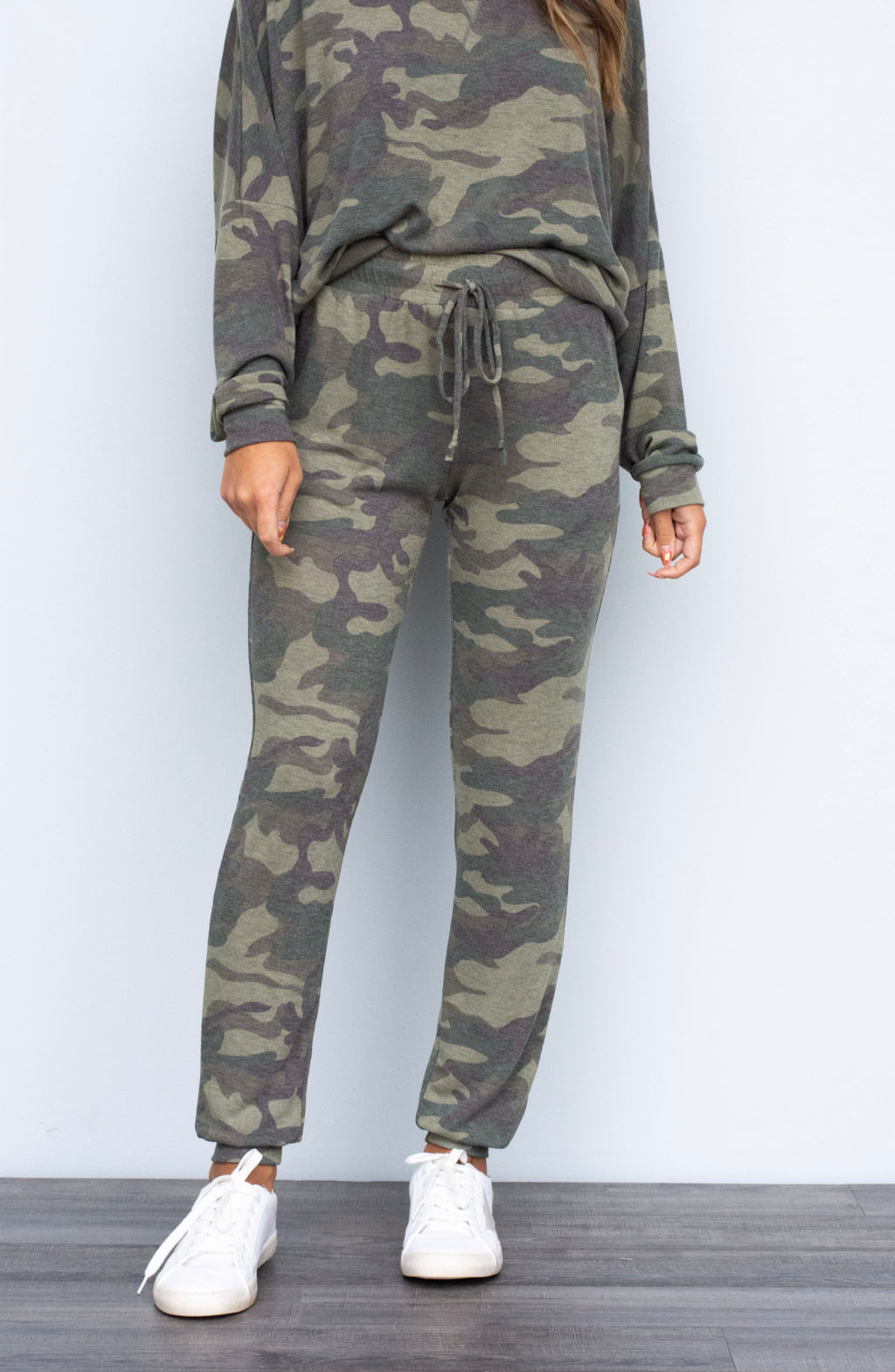 In the Woods Camo Joggers