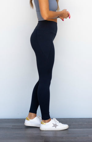 Making Moves Workout Leggings-2 colors