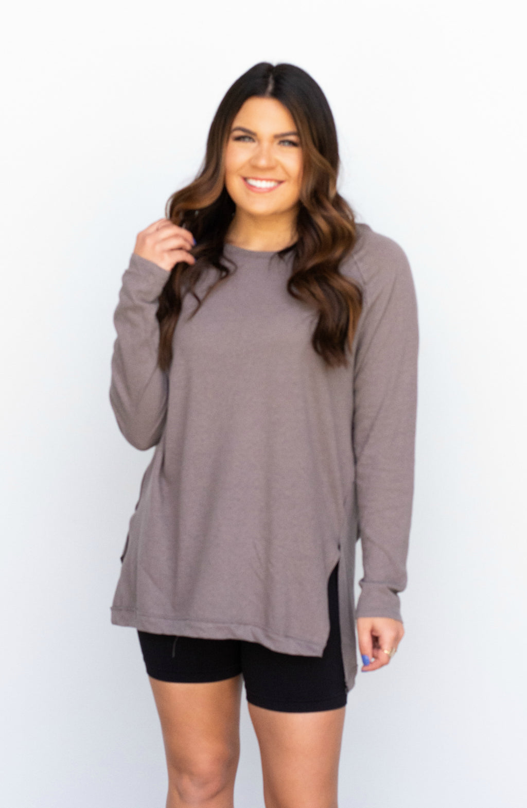 Easy As It Sounds Oversized Knit Long Sleeve- 3 colors