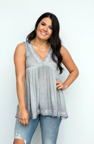 Sweet As Ever Lace Camisole - 3 Colors