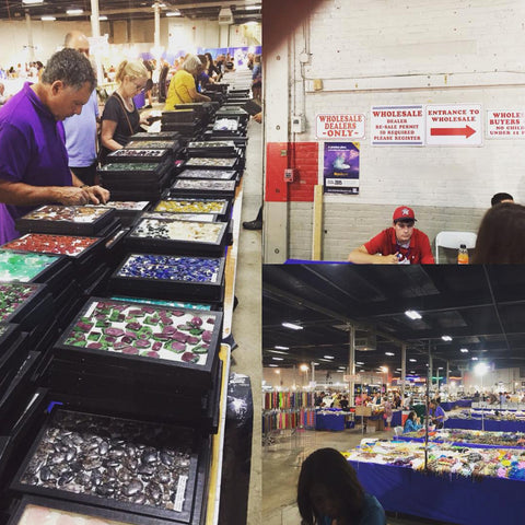 Massachusetts Gem and Mineral Show