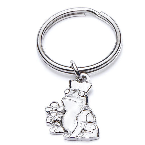 """Frog Prince Charming"" Key Rings (6 Pack)"