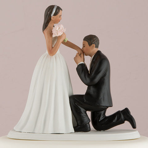 "A ""Cinderella Moment"" Figurine Medium Skin Tone"