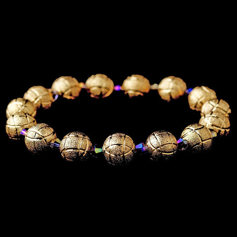 AB, Amethyst, Bracelet, Crystals, Gold, Jewelry, Sale, Stones, Stretch, Swarovski Crystal Beads