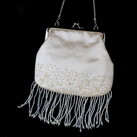 Accessories, Dark Ivory, Evening Bag, Ivory, Navy, Sale, Silver