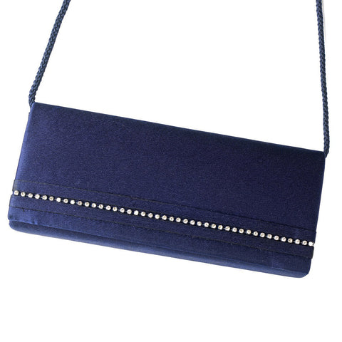 Accessories, Champagne, Evening Bag, Gold, Navy, White
