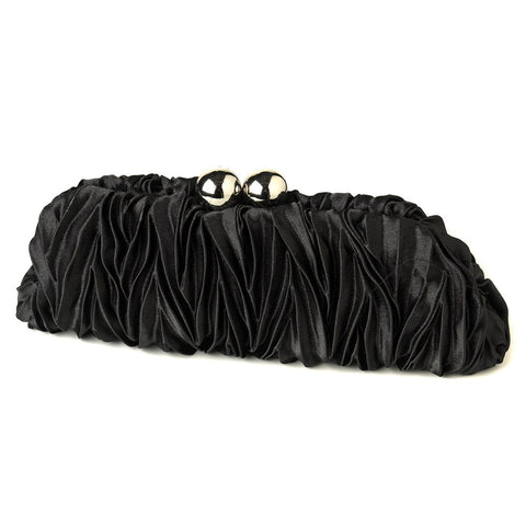Satin Clutch Evening Bag 317