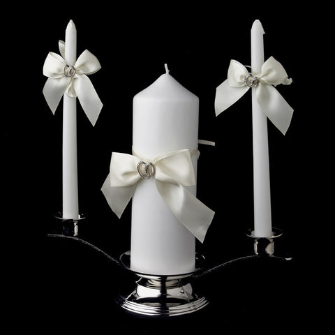 Accessories, Candle, Centerpiece, Ivory, Reception, Ring, White