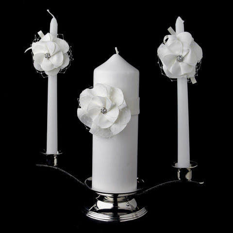 Accessories, Candle, Centerpiece, Flower, Ivory, Reception