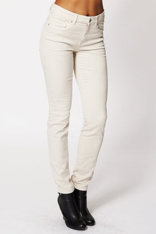 Beige Slim Regular Jeans Ex-Branded-Beige-10