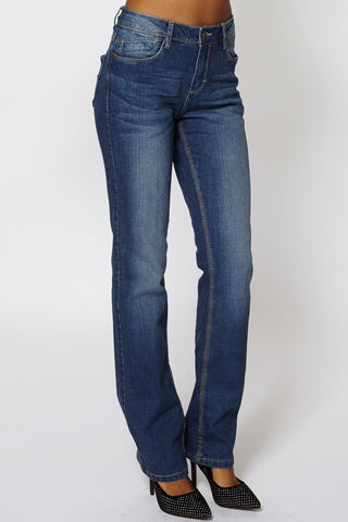 Extra Long Classic Straight Leg Jeans
