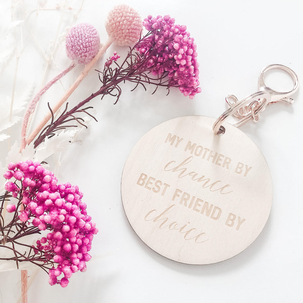 Make your own Mother's Day keyring
