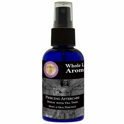 Piercing Aftercare Spray - Tea Tree Hydrosol with Tea Tree Extract - 100% Australian