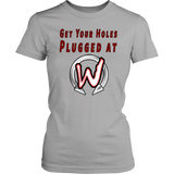 Women's T Shirt - Get your Holes at