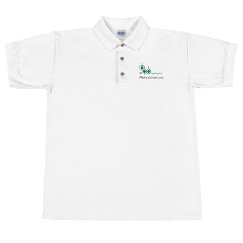 MGRN-01 Embroidered Polo Shirt