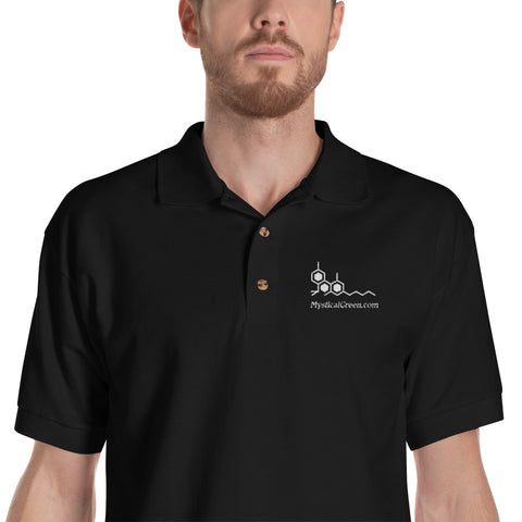 MGRN-02 Embroidered Polo Shirt