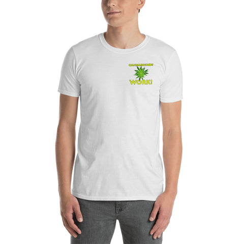 CBD Works Short-Sleeve Unisex T-Shirt 02