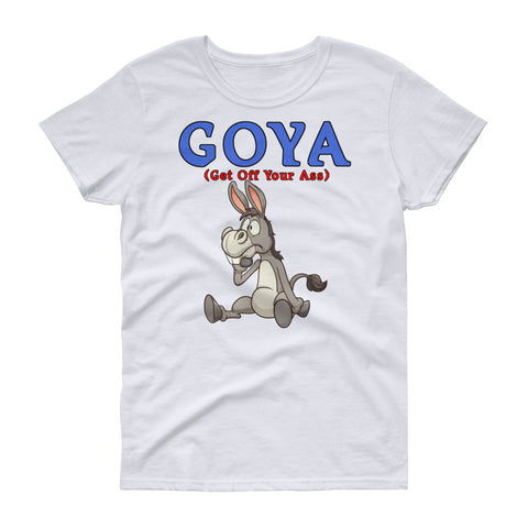 GOYA Women's short sleeve t-shirt