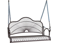 Iron Porch Swings - Low Prices with Free Shipping.
