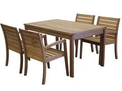 Timbo Outdoor Hardwood Patio Furniture.