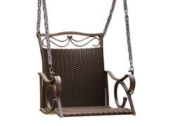 Lisbon Iron Chair Swing for only $139