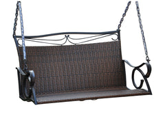 Lisbon Iron Porch Swing for only $189
