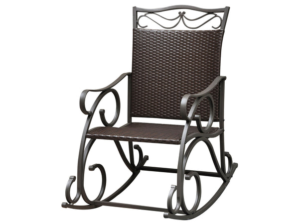 Lisbon Iron Porch Rocker for only $159