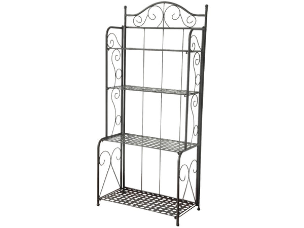 Mandalay Iron Bakers Rack for only $125