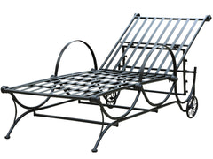 Mandalay Iron Chaise Lounge for only $185