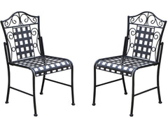 Mandalay Iron Bistro Chairs Set of 2 for only $179