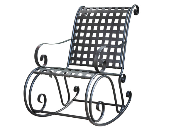 Mandalay Iron Porch Rocker for only $149