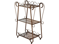 Santa Fe Iron 3 Tier Plant Stand for only $65