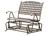 Santa Fe Iron Porch Double Glider for only $249