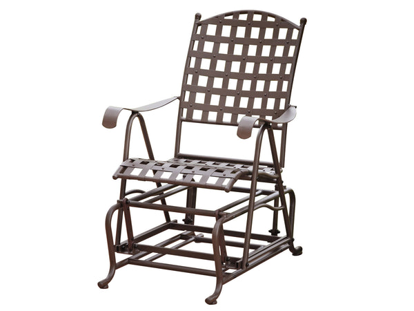 Santa Fe Iron Porch Glider for only $175
