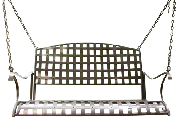 Santa Fe Iron Porch Swing for only $185