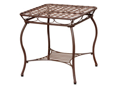 Santa Fe Iron Side Table for only $72