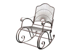 Sun Ray Iron Porch Rocker for only $149