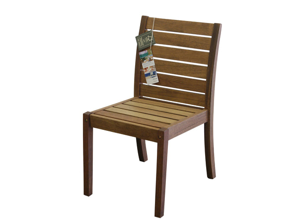 Timbo Mestra Patio Hardwood Chair for only $85