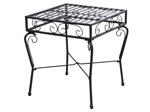Tropico Iron Side Table for only $72