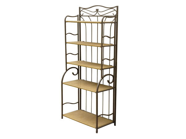 Valencia Iron Bakers Rack for only $198