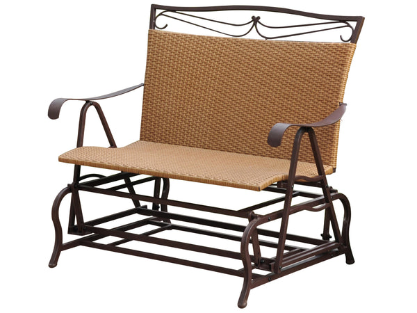 Valencia Iron Porch Double Glider for only $259