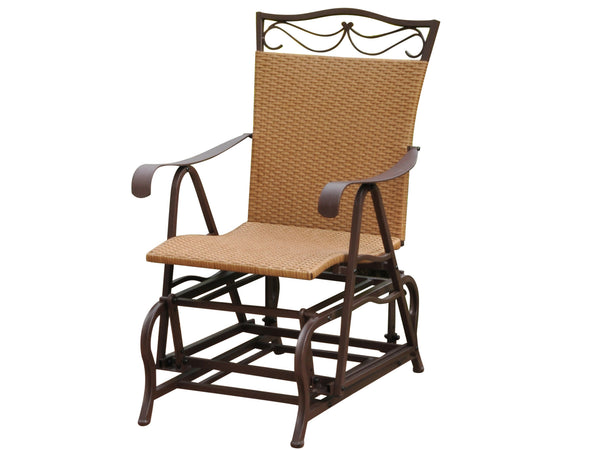 Valencia Iron Porch Glider for only $185