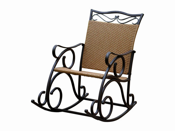 Valencia Iron Porch Rocker for only $159