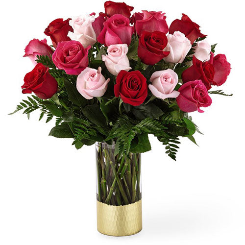 FTD Love & Roses Bouquet - 20-V1M