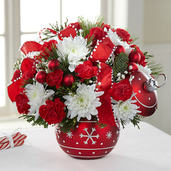 The FTD® Season's Greetings™ Bouquet GOOD