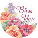 Fox Valley Traders Religious Floral Stickers, Set of 144