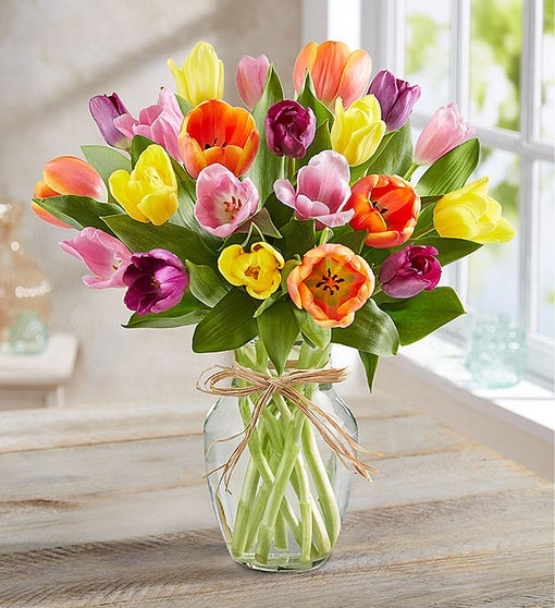 Timeless Tulips® 25 Stems