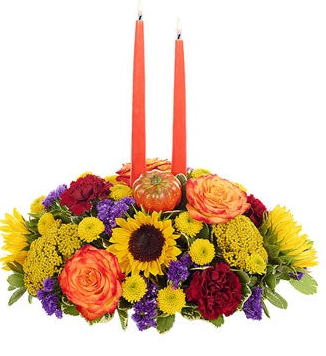 Autumn Lane Centerpiece