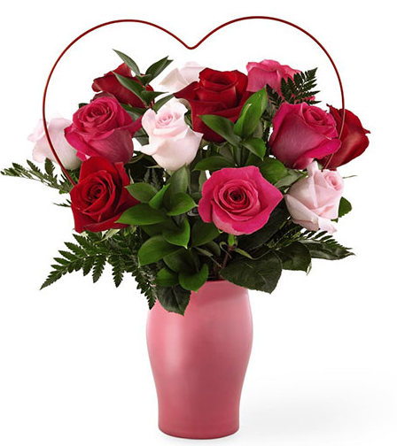 FTD XOXO Rose Bouquet - 20-V5M
